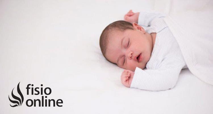 ¿Por qué mi bebé debe dormir boca arriba?
