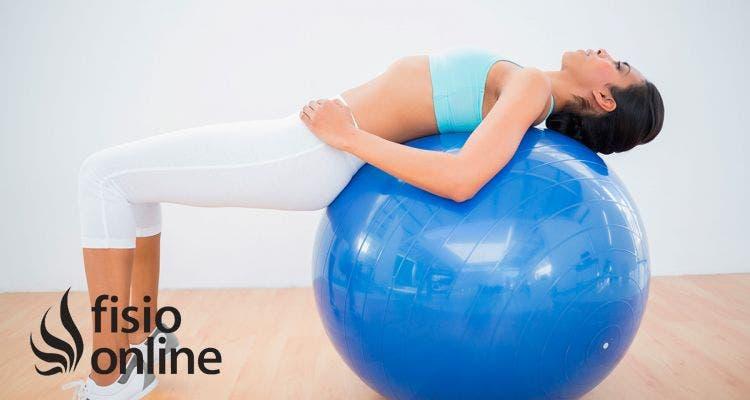 que ejercicios hacer cuando se tiene lumbalgia