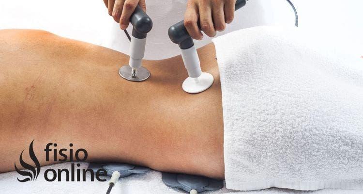 Aplicación de la Tecarterapia en el tratamiento de la hernia discal