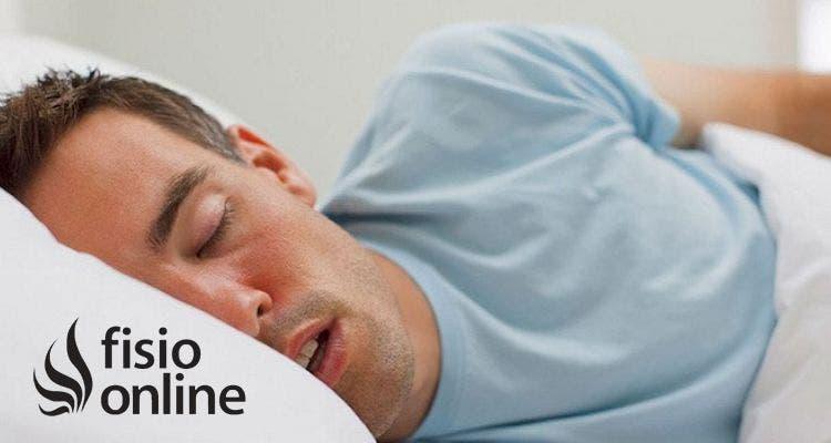 Apnea obstructiva del sueño y trastorno temporomandibular