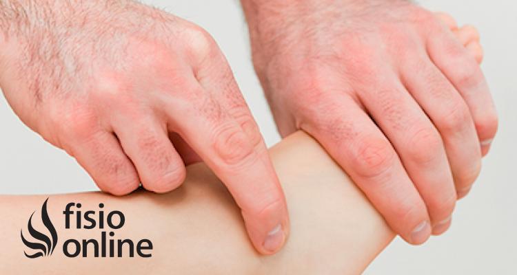 Esguince de tobillo. Fisioterapia y evidencia científica