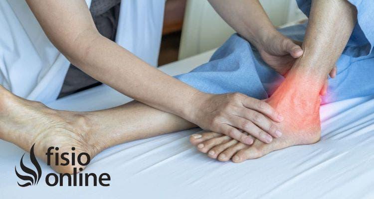 ¿Cómo se cura el síndrome del seno del tarso?