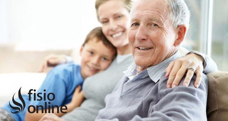 Proceso de envejecimiento y fisioterapia