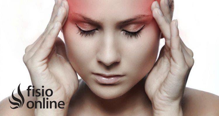 Ejercicios, estiramientos y automasajes para aliviar los dolores de cabeza o migrañas