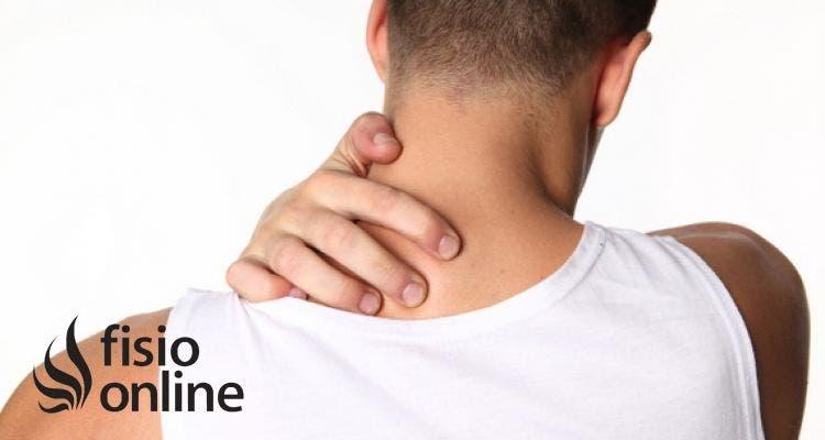 molestias en el lado izquierdo del cuello
