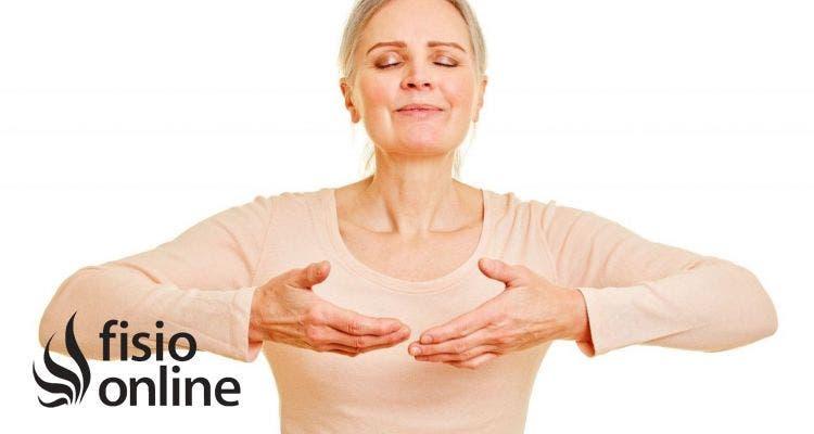 Ejercicios respiratorios usados en el Síndrome de Tietze