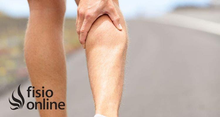 dolor intenso en la pantorrilla al caminar