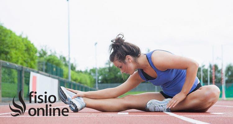 Del estiramiento deportistas beneficios para
