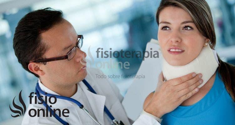 Secuelas de un latigazo cervical
