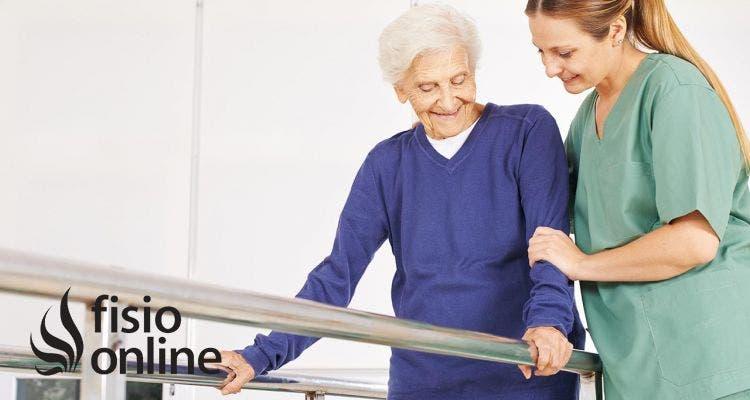 Fisioterapia en la fractura de cadera del anciano