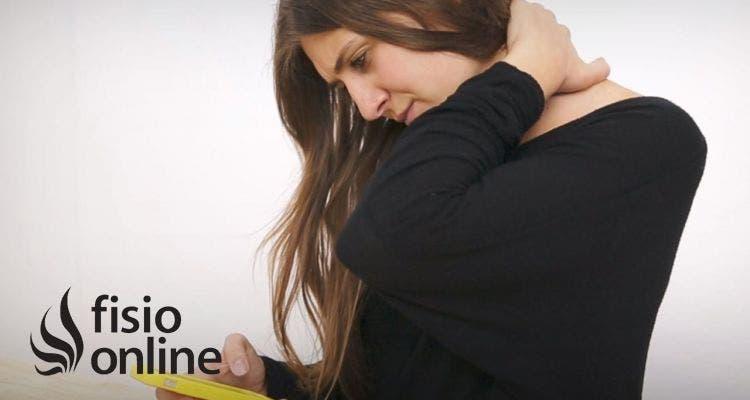 La osteopatía y la era digital . El Síndrome Text Neck