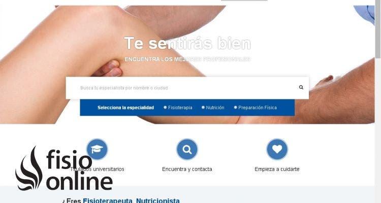 Bienestars, una plataforma web donde encontrar profesionales de la salud