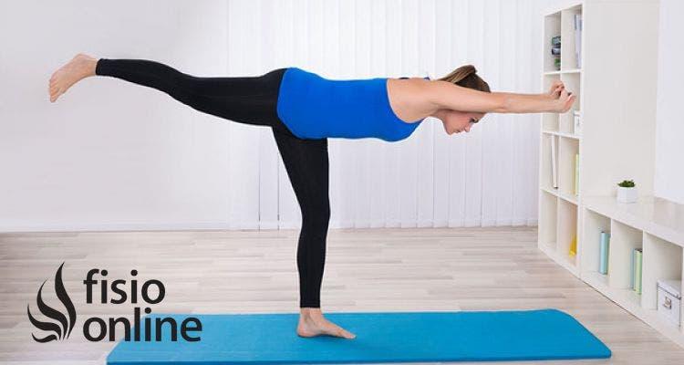 Método Pilates para corregir la cabeza adelantada