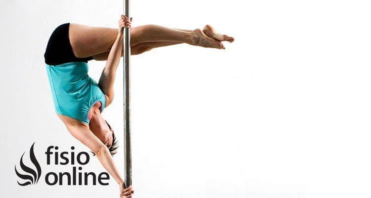 El Pole Fitness a través de la Fisioterapia. Consejos prácticos para evitar lesiones