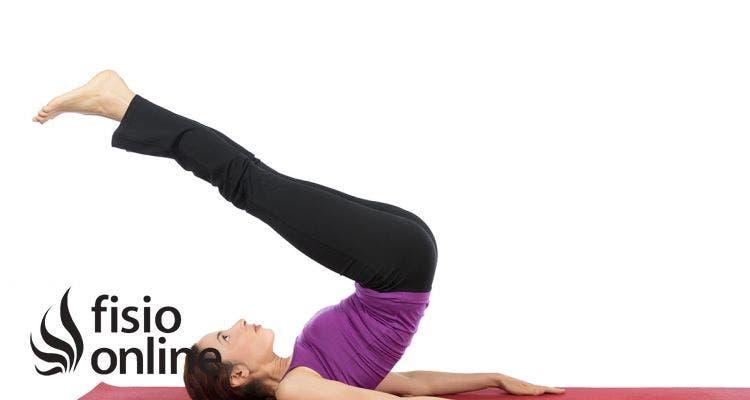 7 ejercicios de Pilates para el dolor lumbar
