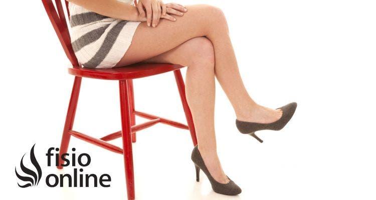 Higiene postural. Por qué no cruzar las piernas al sentarse