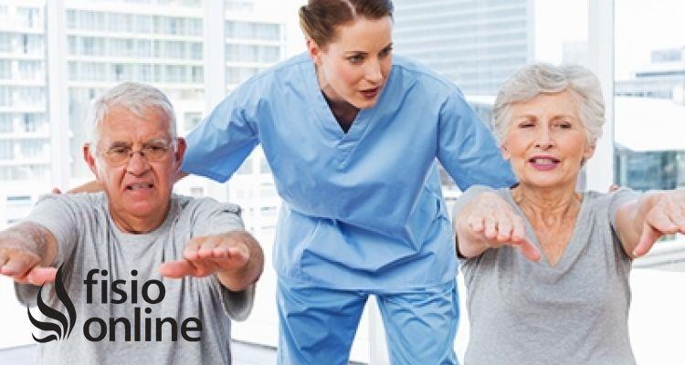Fisioterapia y envejecimiento activo