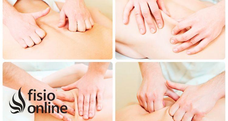 Masaje terapéutico. Qué es, tipos y diferencias con otros masajes