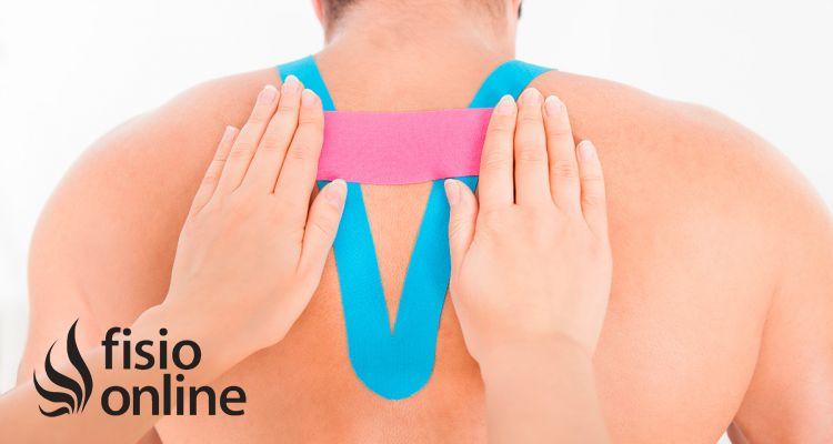 Corrección postural con Kinesiotape o Vendaje neuromuscular. ¿De verdad puede ayudarnos?