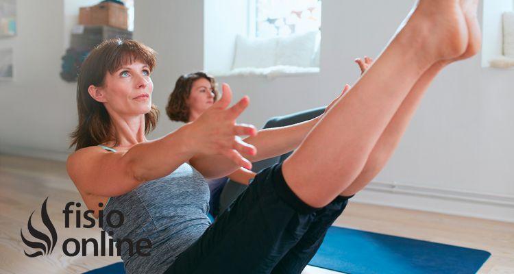 Los beneficios del Pilates para mujeres de mediana edad