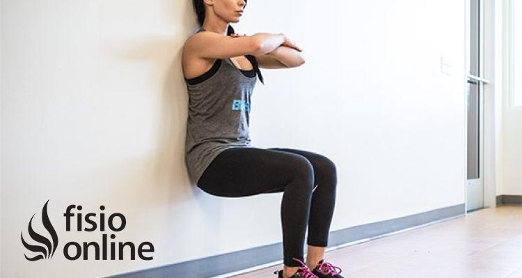 Aprende ejercicios para ayudar en la recuperación de la rotura de fibras del recto anterior