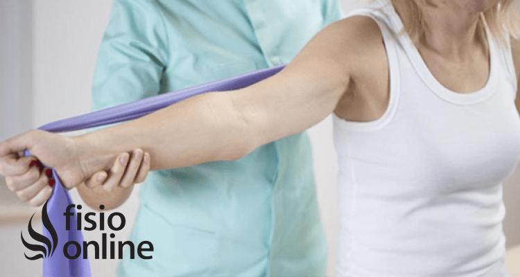 Ejercicios para tratar la tendinitis del manguito rotador