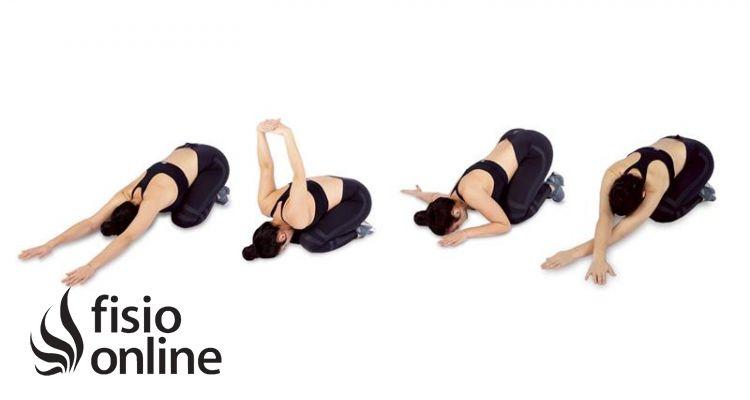 ¿Cómo tratar la rectificación dorsal mediante estiramientos?