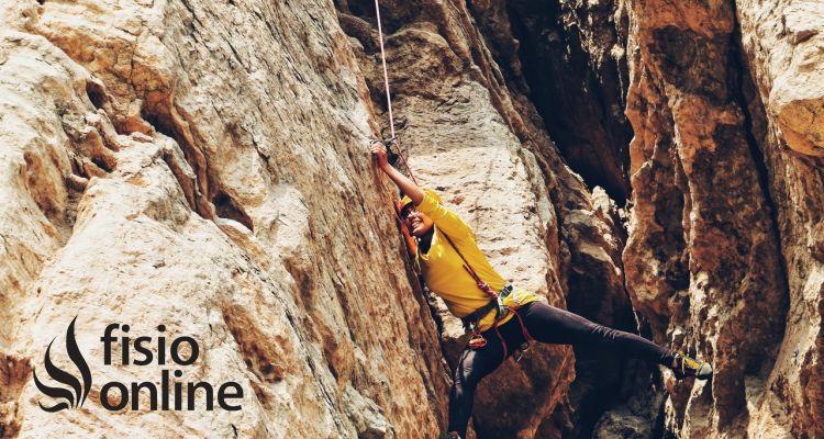 Factores de riesgo a las lesiones en la escalada