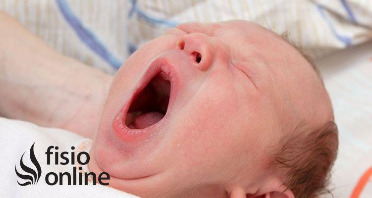 Bronquiolitis del bebe. Qué es, síntomas y qué puede hacer la fisioterapia
