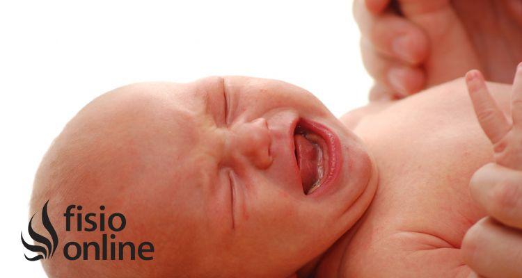 Cólico del lactante: qué es y qué podemos hacer