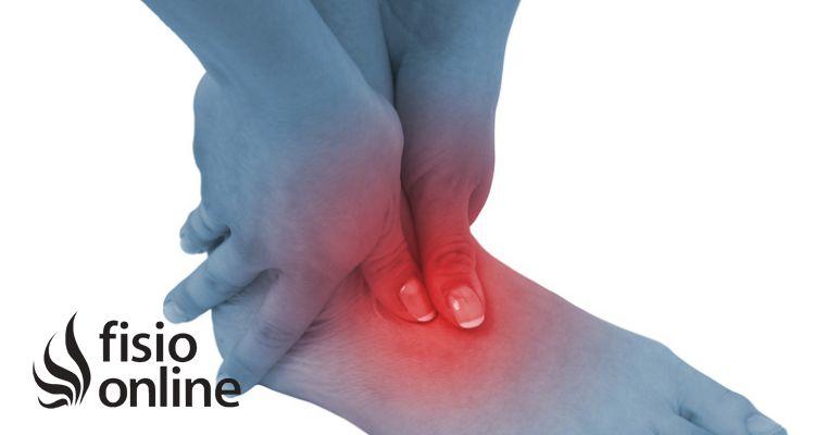 Del izquierdo dedos dolor al caminar los pie en