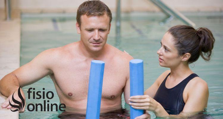 Por qué trabajar en el medio acuatico para realizar una terapia