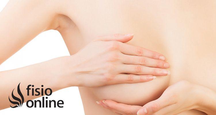 Mastectomía. Consejos de un fisioterapeuta en el post operatorio