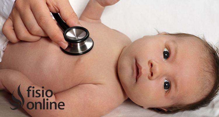 Fisioterapia respiratoria en ninós y bebés. Claves e importancia