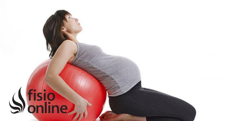 Dolor de espalda en embarazadas. ¿Puedo ir al fisioterapeuta?