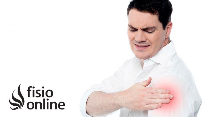 El hombro izquierdo y su relación con el estómago.