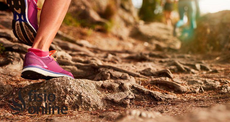 Prevenir o evitar las lesiones en el trail running o carrera de montaña