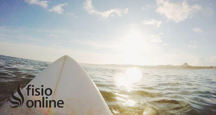 El surf y sus lesiones, ¿Cómo prevenirlas y tratarlas?