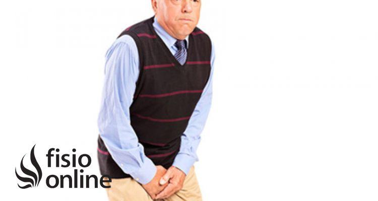 Los hombres y la fisioterapia uroginecológica: próstata, incontinencia y suelo pélvico