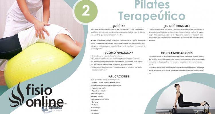 Método Pilates. Mucho más qué una gimnasia, mucho más que ejercicios
