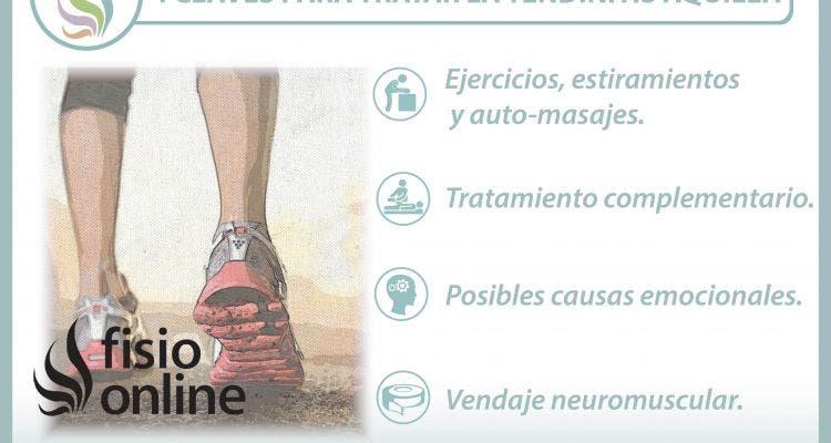 4 claves para tratar la tendinitis aquílea