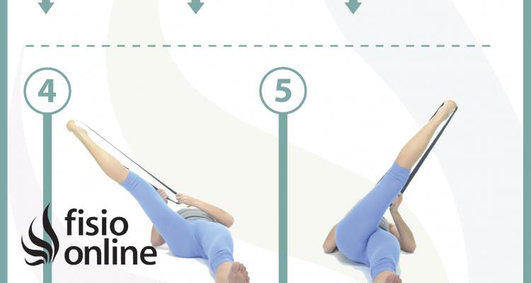 7 estiramientos diferentes para tus isquiotibiales