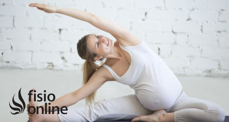 Pilates terapéutico durante la gestación