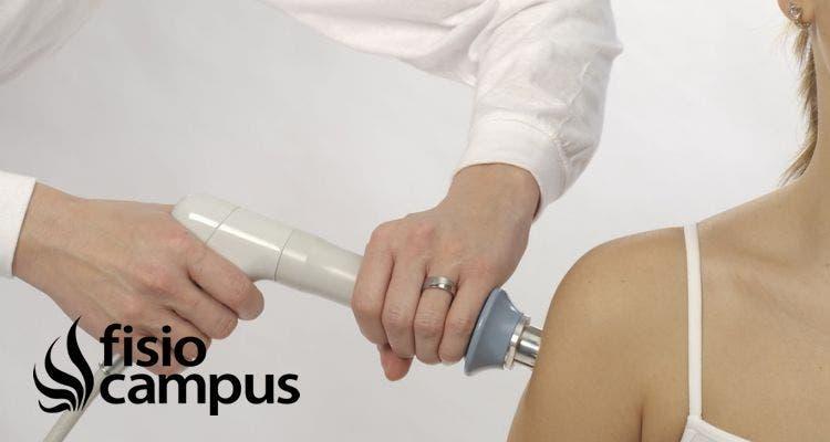 Última generación de Ondas de Choque de uso en fisioterapia
