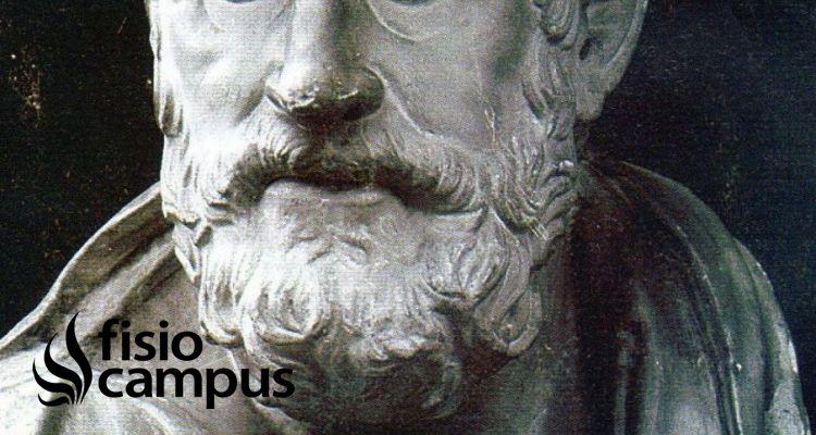Hipócrates y la fisioterapia.