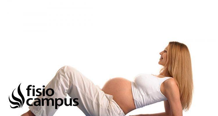 ¿Por qué no hacer abdominales después de dar a luz?