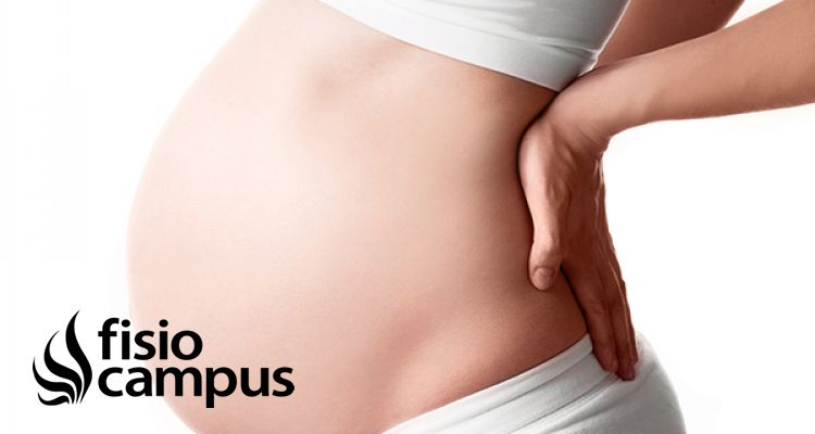 Trabajo fisioterápico durante el embarazo