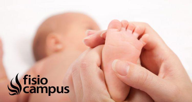 Tratamiento en fisioterapia para el pie plano infantil
