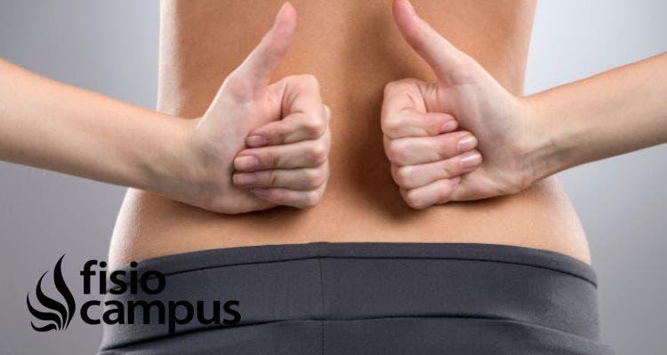 ¿Qué ejercicios son buenos para mantener la espalda sana?