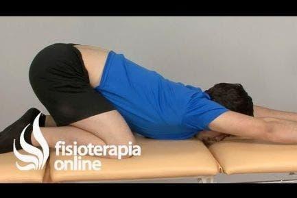 Ejercicio para el dolor de espalda  Mahometano
